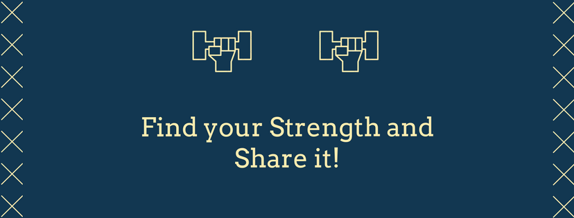 Class motto: Find your Strength and Share it