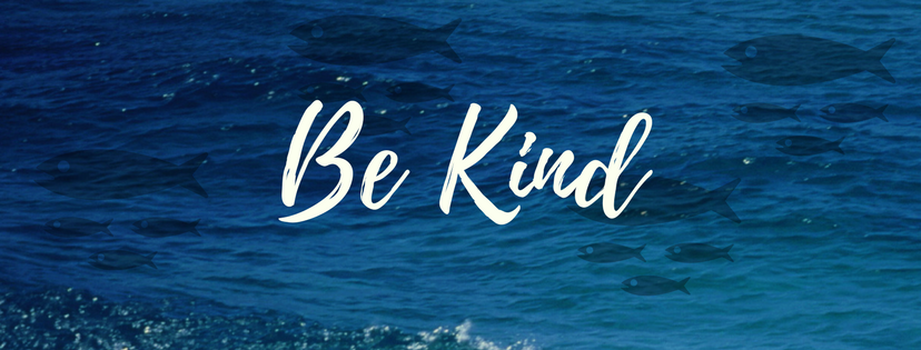 Class rule: Be Kind