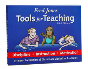 The cover of Fred Jones' book, Tools for Teaching.